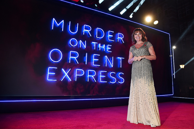 Hollywood stars at the Murder on the Orient Express World Premiere