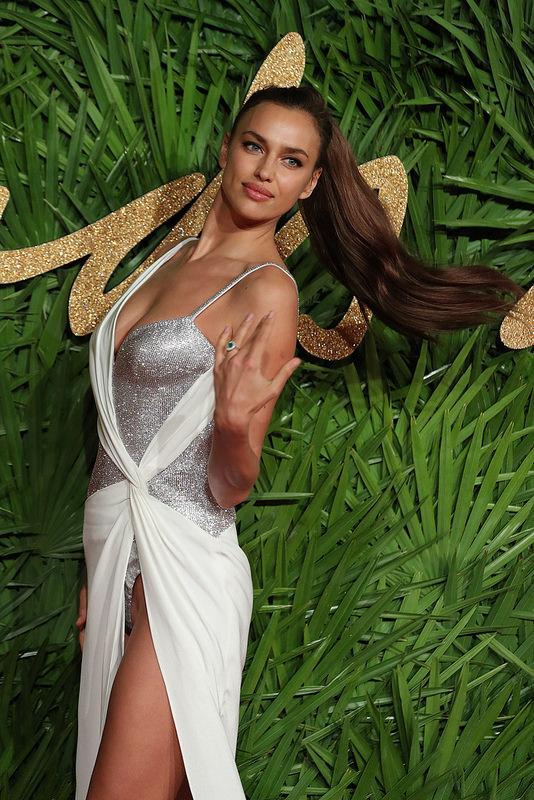 British Fashion Awards 2017 - Red Carpet