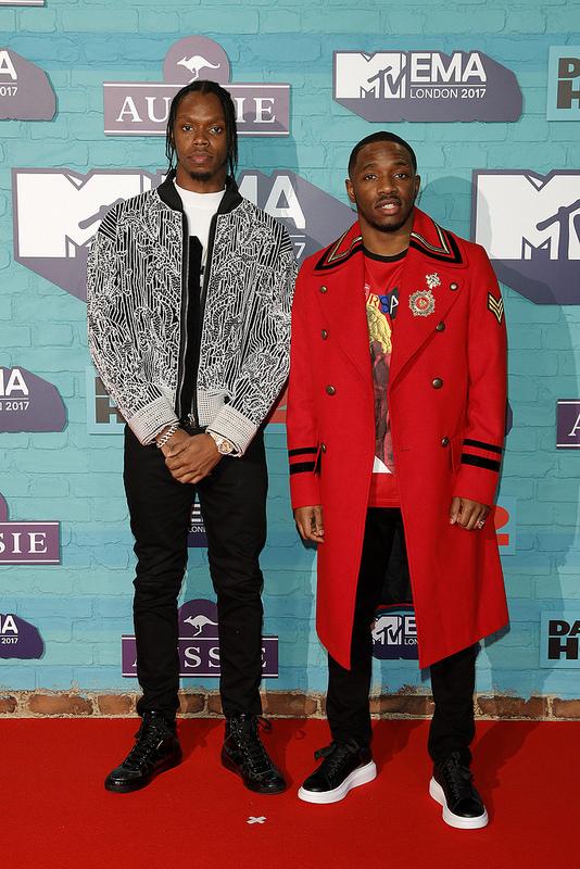 MTV EMAs 2017 - Red Carpet