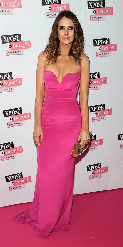 Famous faces at the Xpose Benefit Awards 2018
