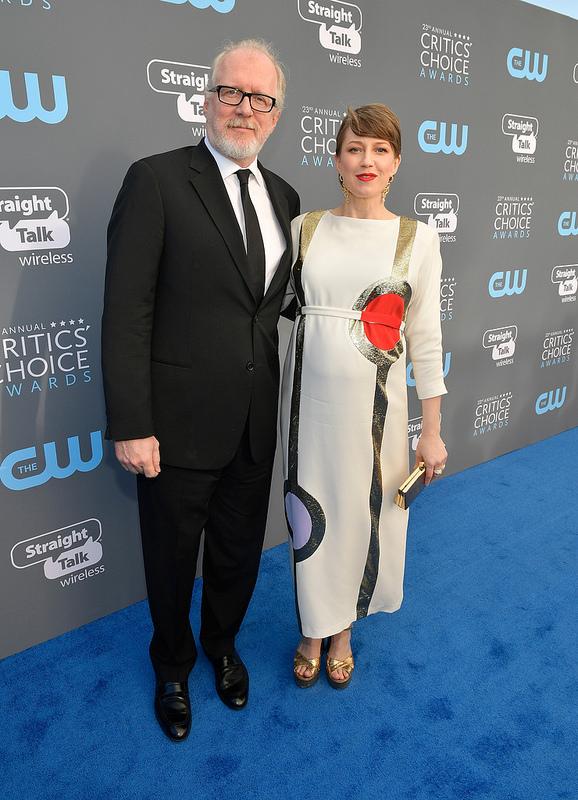 Critics' Choice Awards 2018 - Red Carpet