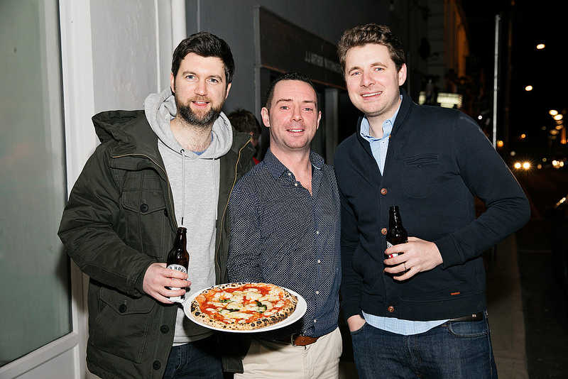 Zero Zero Pizzeria Launch