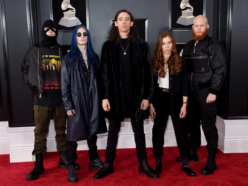 Grammys 2018 - Red Carpet