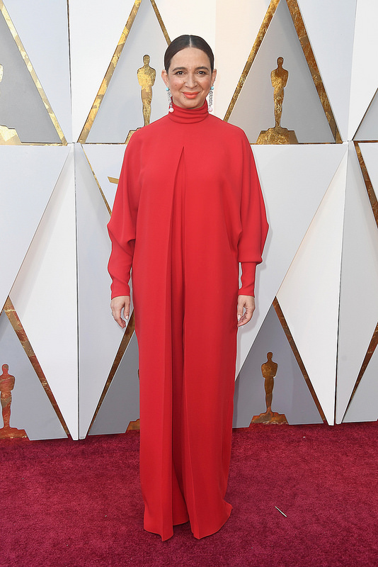 The Oscars 2018 - Red Carpet