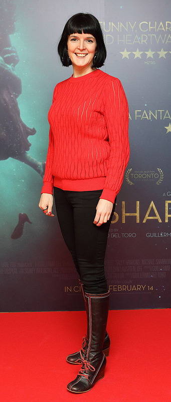 Irish Premiere of The Shape of Water