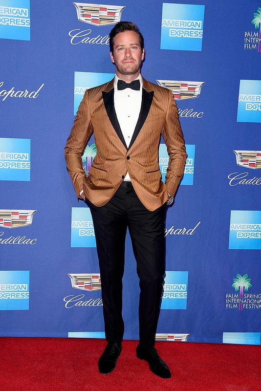 Palm Springs Film Festival Gala 2018 - Red Carpet