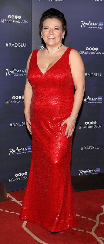 CARI Red Ball at The Radisson Blu Hotel