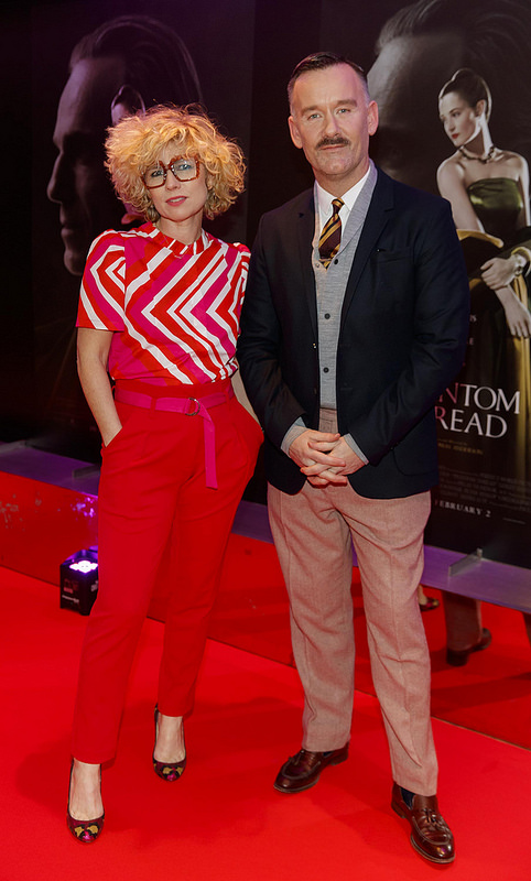 Phantom Thread preview screening hosted by Lennon Courtney