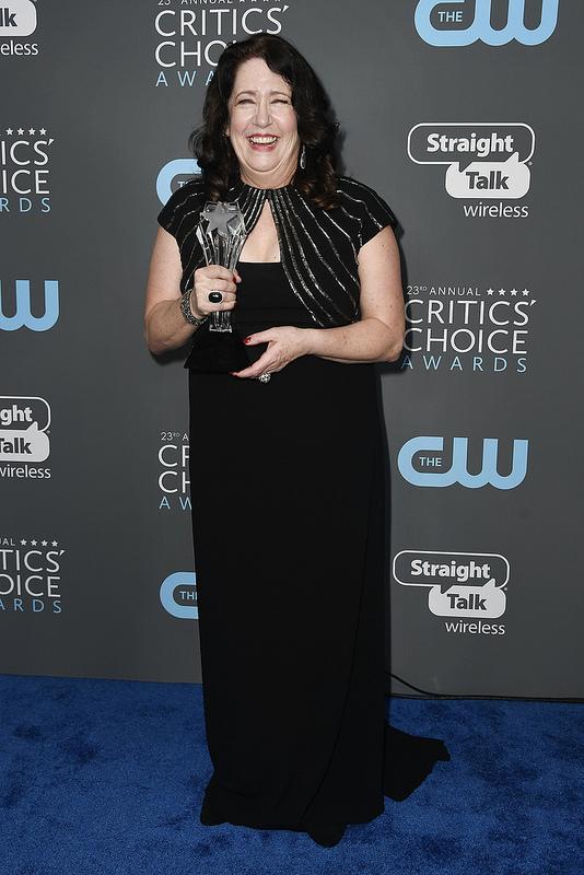 Critics' Choice Awards 2018 - Show & Press Room