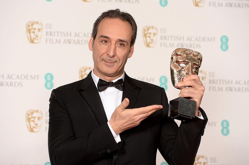 BAFTA Awards 2018 - Press Room