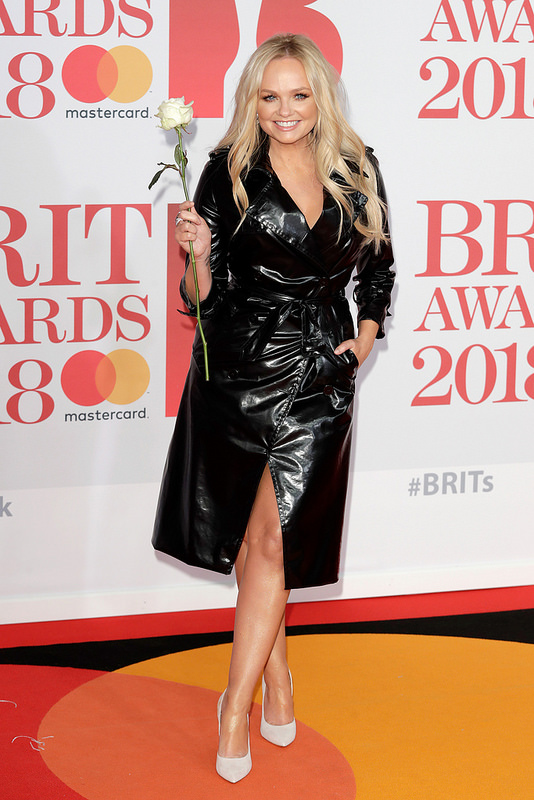 The BRIT Awards 2018 - Red Carpet