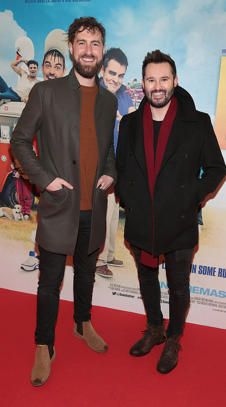 Damo and Ivor: The Movie Premiere with ADIFF