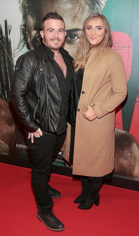 Irish premiere screening of Tomb Raider with actor Daniel Wu