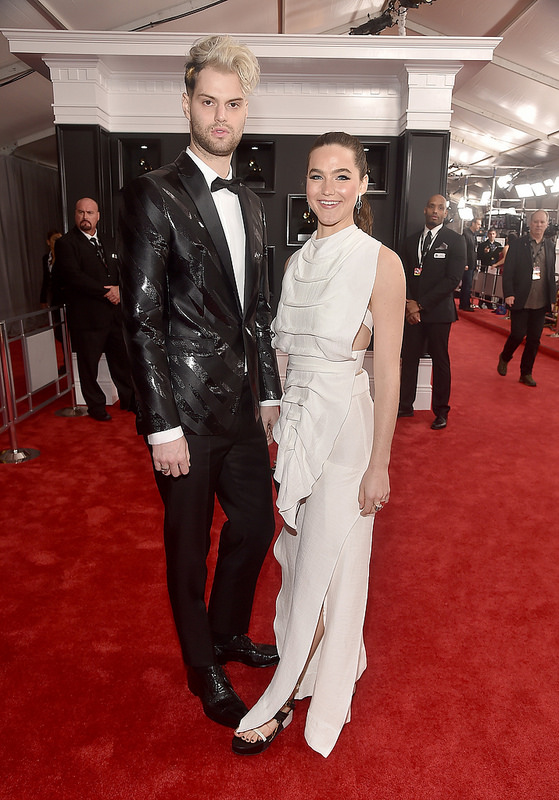 The GRAMMYs 2017 - Red Carpet