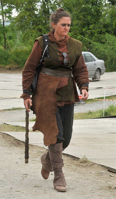 Vikings Season 3 filming in Ireland