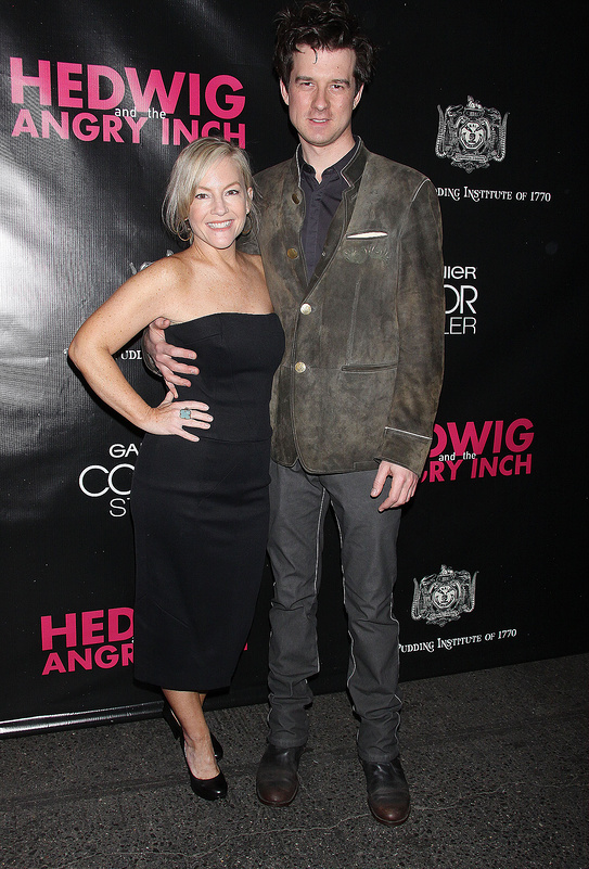 Hedwig and the Angry Inch Broadway Opening Night