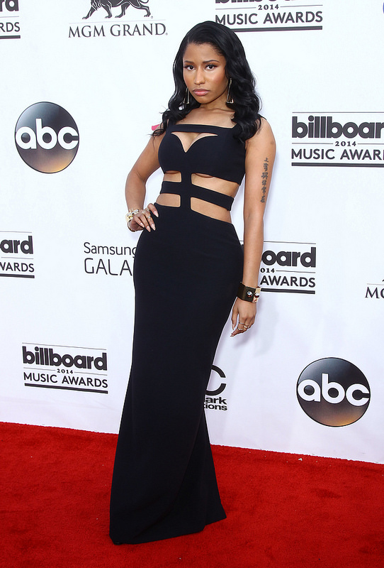 2014 Billboard Awards Red Carpet