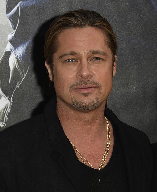 Brad Pitt and Angelina Jolie at World War Z Premiere in Paris