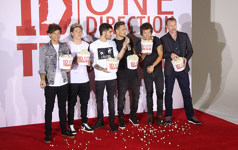 One Direction: This Is Us Press Conference