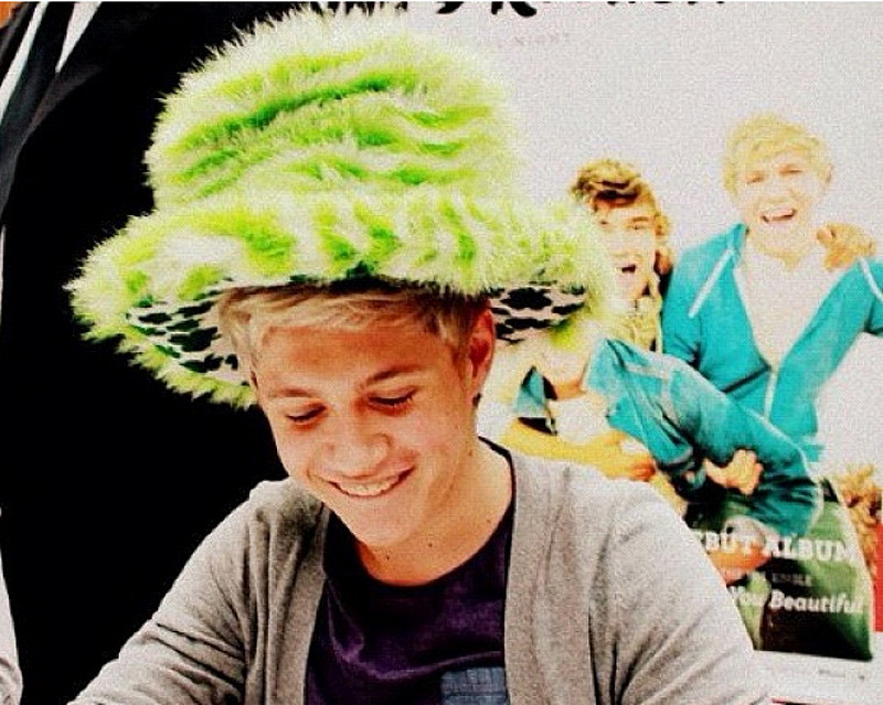One Direction's Niall Horan