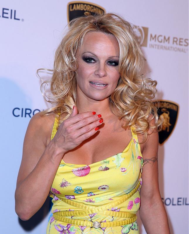 Pamela Anderson: Beach Babe or Bum?