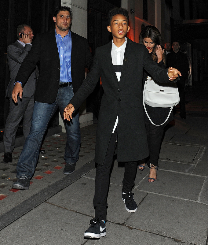 Rita Ora, Calvin Harris, Will Smith and More: Stars Dine in London