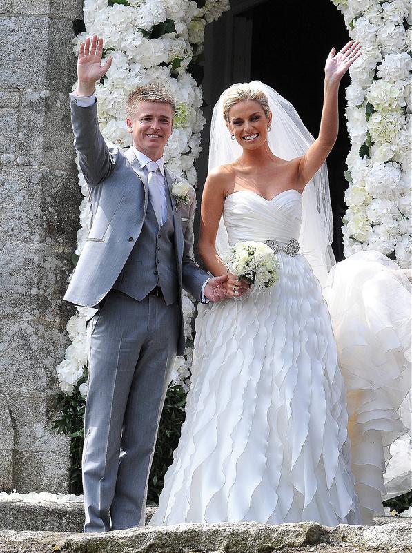 Irish Celebrity Weddings