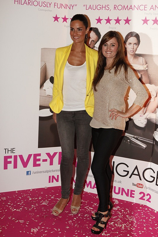 The Five-Year Engagement Premiere