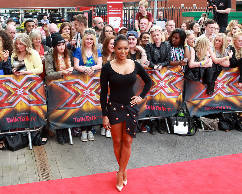 X Factor 2014 Auditions Manchester