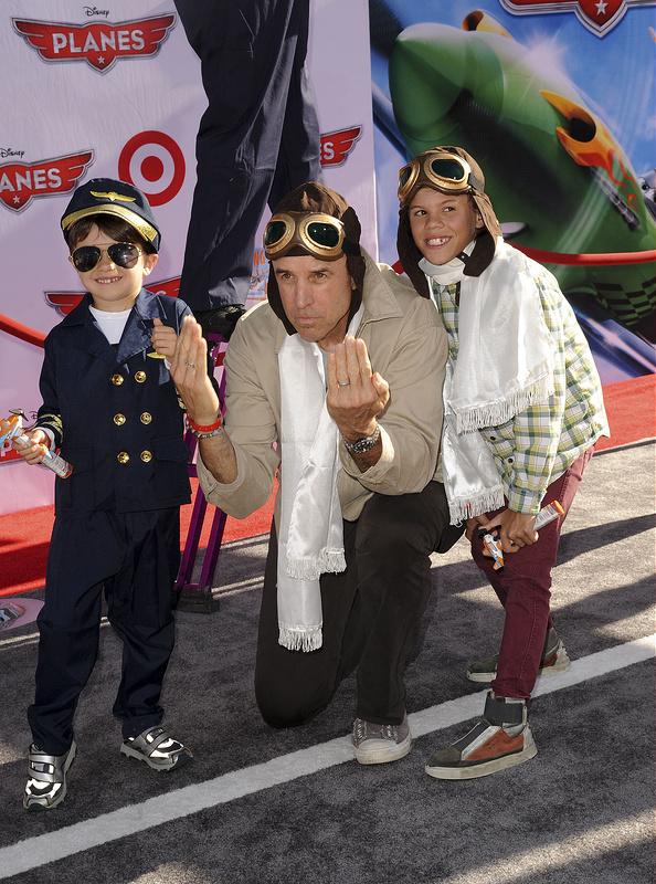 Disney's Planes Premiere