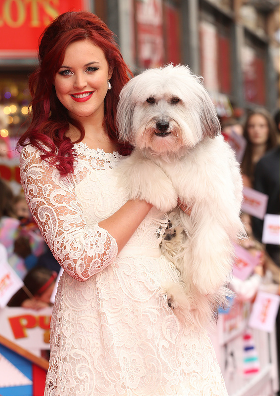 Pudsey: The Movie UK Premiere