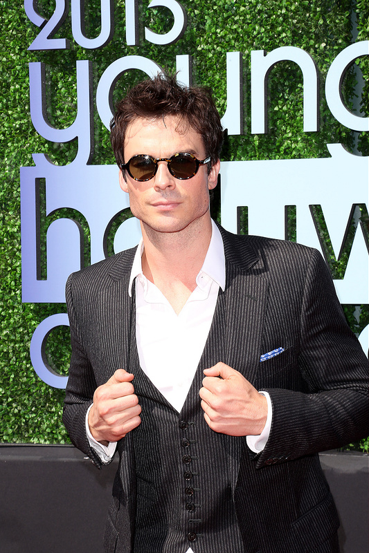 Ian Somerhalder, Lucy Hale, Cat Deeley: 2013 Young Hollywood Awards