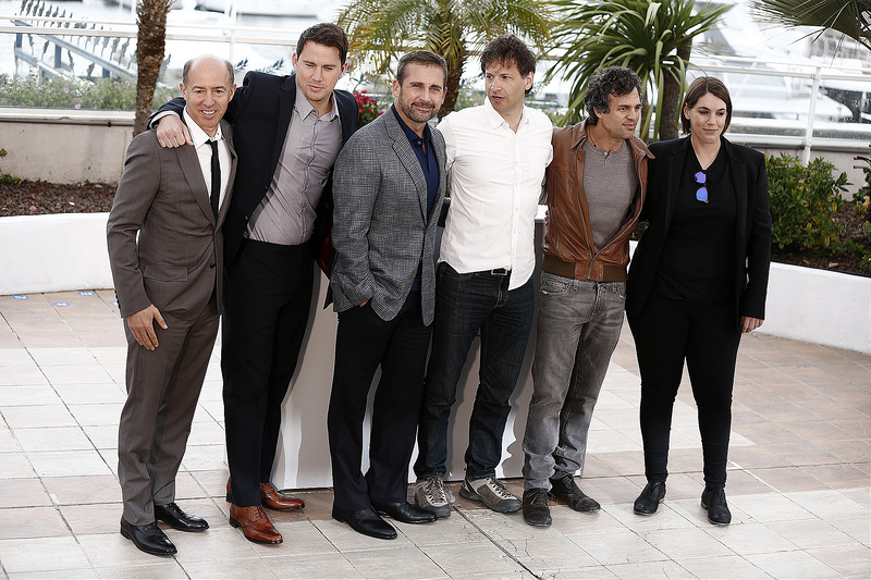 'Foxcatcher' Cannes Film Festival Photocall