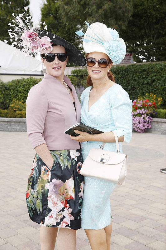 Style and Elegance competition at theinaugural Irish Champions Weekend