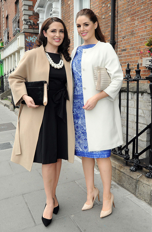 The wedding of former Miss Ireland and TV presenter Pamela Flood to restaurateur Ronan Ryan at No.10 Ormond Quay