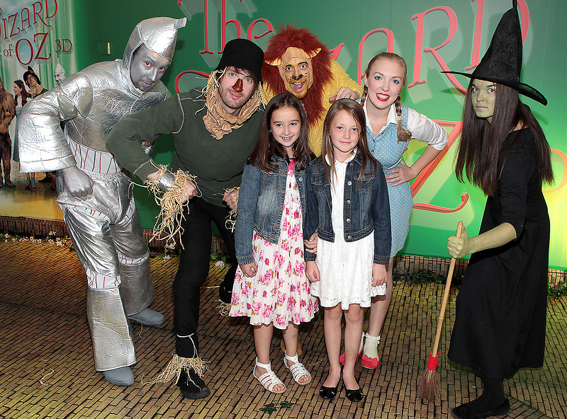 "75th Anniversary release of ""The Wizard of Oz"" in Imax 3D in Cineworld Dublin"