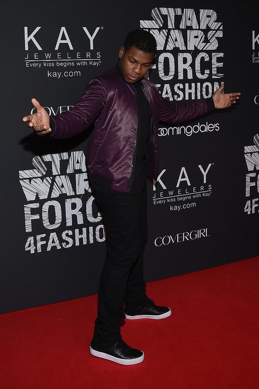 Star on the Rise: John Boyega