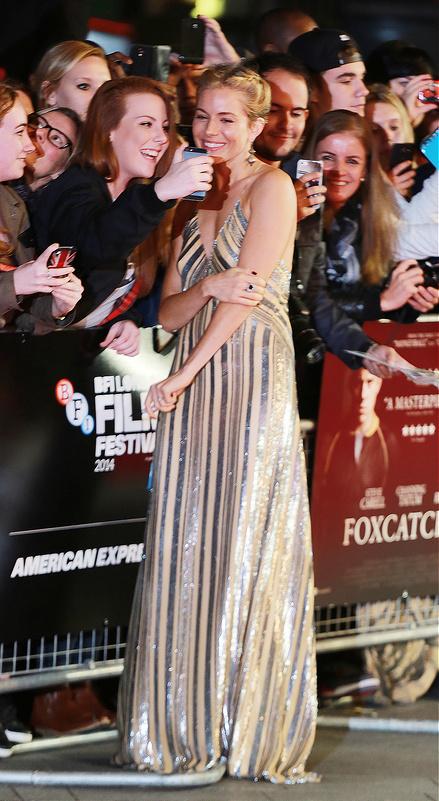 Foxcatcher Premiere London