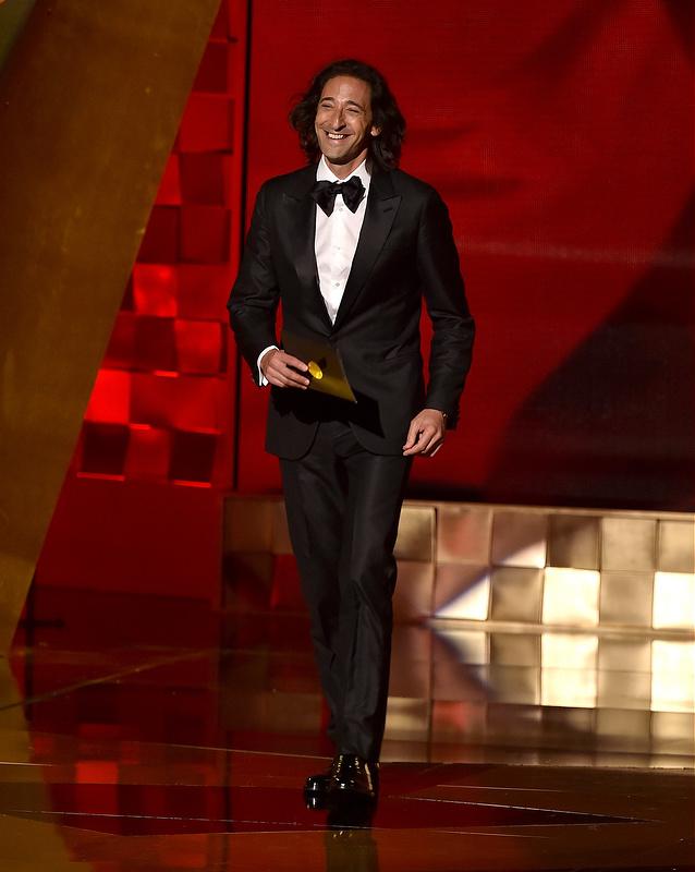 The 2015 Primetime Emmy Awards - Show
