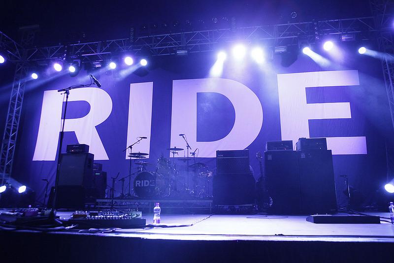 Electric Picnic 2015 Friday - Grace Jones, Ride, My Morning Jacket