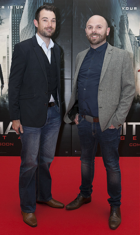 Irish Premiere screening of Hitman: Agent 47