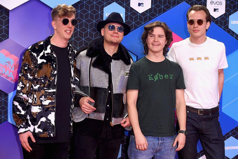 MTV EMAs 2016