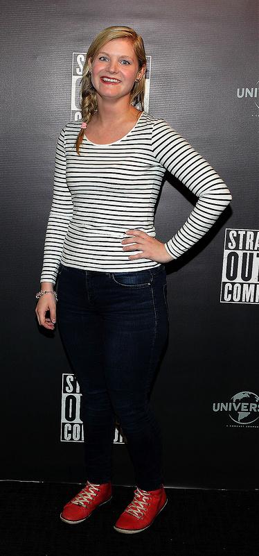 Irish premiere of Straight Outta Compton