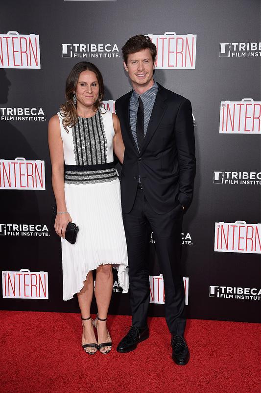 """The Intern"" New York Premiere"