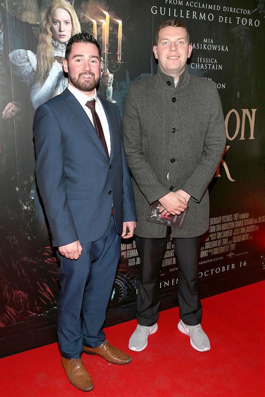 Irish Premiere of Crimson Peak