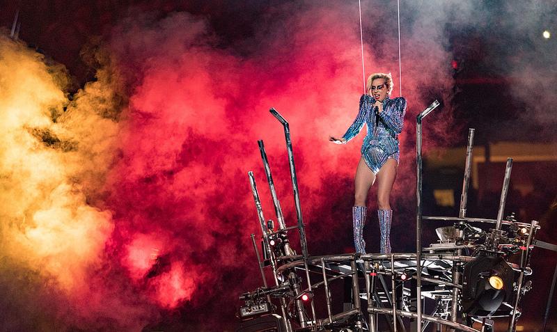 Lady Gaga's Superbowl 2017 Halftime Show