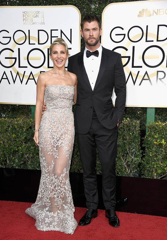 Golden Globes 2017 - Red Carpet Arrivals