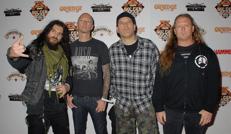 The Metal Hammer Golden Gods Awards Part 2