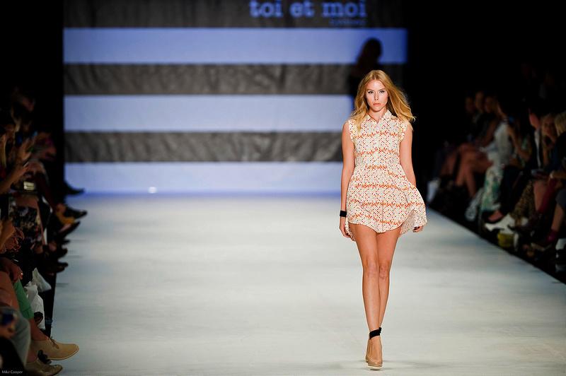 Australian Fashion Week - Fall/Winter 2012