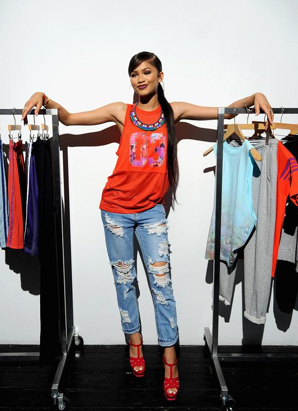 Star on the Rise: Zendaya